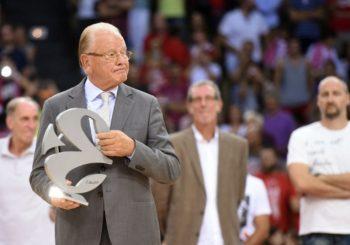 Duda Ivković se oprostio od košarke