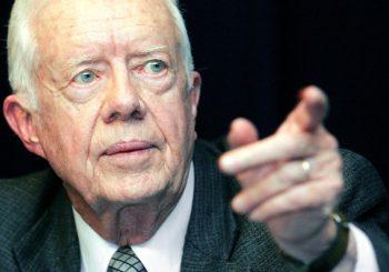 Džimi Karter: Amerika je danas više oligarhija nego demokratija