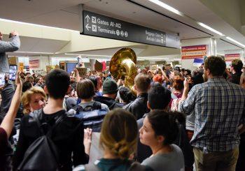 Haos na aerodromima: Srušili se sistemima za prijavu putnika