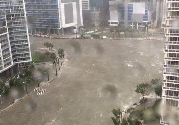 Irma potopila centar Majamija, očekuju se talasi i do pet metara na pojedinim mjestima