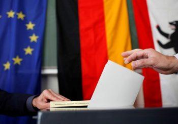 Danas izbori u Njemačkoj: Merkelova favorit