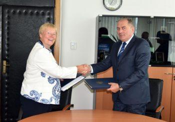 Mektić i Homan potpisali Sporazum o razmjeni i zaštiti tajnih podataka