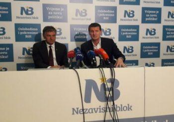 Nezavisni blok: Autoput Beograd - Sarajevo je obmana, Bakir prikriva zastoj na Koridoru 5C