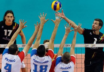 Odbojka: Srbija osvojila evropsku bronzu