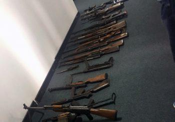 Kod Banjaluke pronađena veća količina oružja