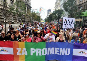 Beograd: Parada ponosa održana bez incidenta