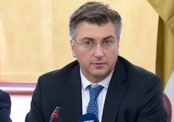 Plenković: Spremni smo na otvoreni dijalog s BiH o Pelješkom mostu