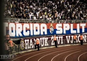 """Na Poljudu skandirali """"Ubij Srbina!"""""""