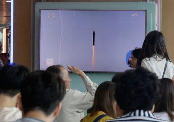 Južna Koreja testirala novu raketu, radari je ne mogu otkriti
