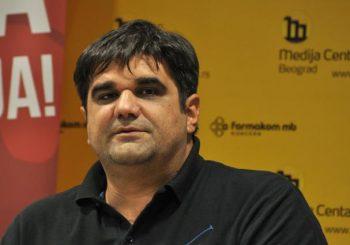 Uhapšen Saša Mirković