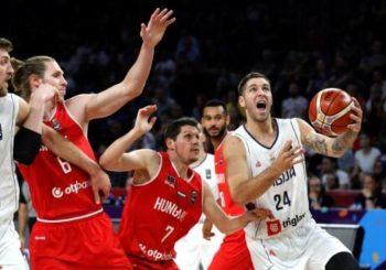 Srbija u četvrtfinalu Evrobasketa