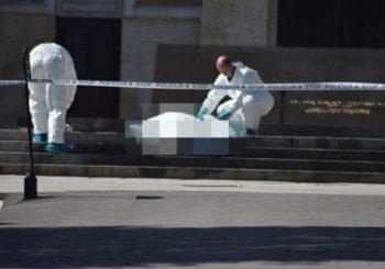 Muškarac se ubio na Tuđmanovom grobu
