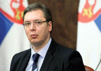Vučić: Zapad ne želi da razgovara kome pripada Kosovo