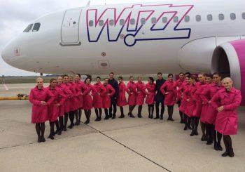 Wizz Air traži 1.300 radnika, može se konkurisati i iz BiH