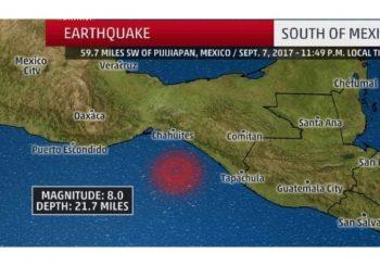 Broj žrtava u Meksiku se povećava: Najmanje 90 mrtvih u snažnom zemljotresu