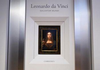 Slika Leonarda Da Vinčija na aukciji za 100 miliona dolara