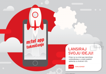 Lansiraj svoju ideju:  Prijavi se na m:tel app takmičenje srednjoškolaca u izradi mobilnih aplikacija!