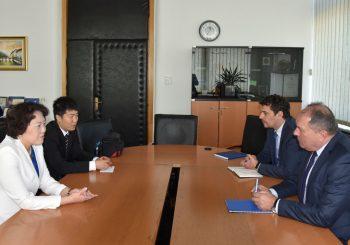 Mektić - Čen Bo: Potpisati sporazum za putovanje bez viza