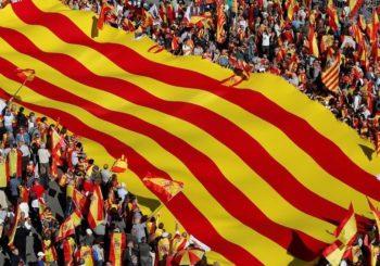 Skup za ujedinjenu Španiju: Više od milion ljudi na ulicama Barcelone
