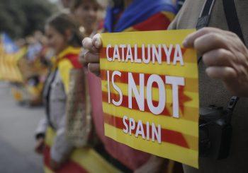 Katalonija proglašava nezavisnost za nekoliko dana