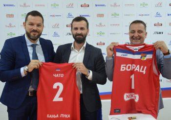 Banjalučka pivara glavni sponzor Košarkaškog kluba Borac