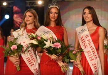Aida Karamehmedović je nova Miss BiH