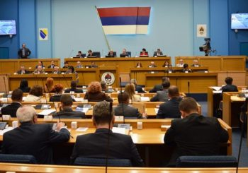 "Parlament RS odbio naziv ""bosanski jezik"""