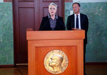 Nobelova nagrada za mir Međunarodnoj kampanji za ukidanje atomskog oružja