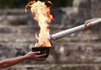 ZOI 2018: U Olimpiji zapaljen plamen koji će gorjeti u Pjongčangu