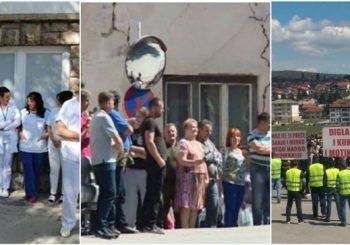 Zvornik, Čajniče i Sokolac: Uspon i pad tri ključna protesta u RS 2017.