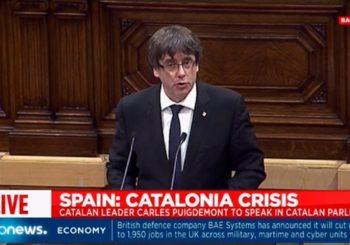 Predsjednik Katalonije: Jednom ćemo biti nezavisna država, ali sada je vrijeme za dijalog