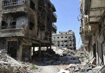 Koalicija sa lica zemlje zbrisala grad Raku