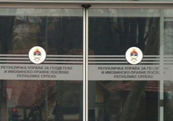 Uhapšeno troje u Republičkoj upravi za geodetske i imovinsko-pravne poslove