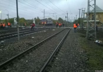 U sudaru voza i autobusa osamnaest žrtava