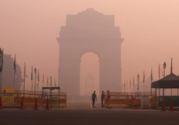 Zatvorene škole u Nju Delhiju zbog zagađenja