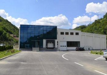"""Zatvorena fabrika za proizvodnju pomfrita """"Srebreničanka"""""""