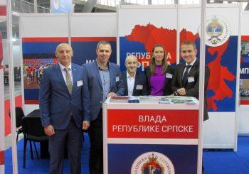 Otvoren Međunarodni sajam sporta u Beogradu, učestvuje i Srpska