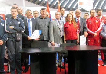Potpisani sporazumi o saradnji između četiri sportska saveza