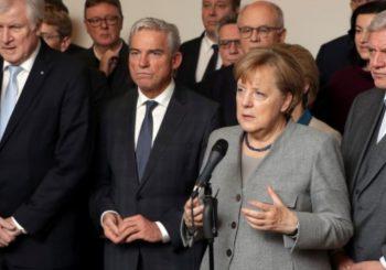 Oštar pad evra nakon propasti pregovora o njemačkoj vladi