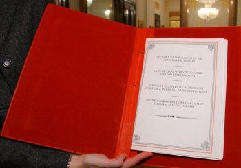 Ćulum: Istraga će pokazati odakle original Dejtonskog sporazuma kod Kuntoša