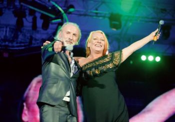 Vesna Zmijanac i Dino Merlin ponovo snimaju duet