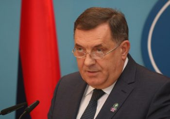 DODIK: Britanci prisluškuju vrh Srpske i Srbije
