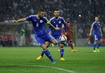 Napredak BiH, Srbije i Hrvatske na novoj FIFA rang listi
