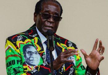 Mugabe na državnoj televiziji demantovao odlazak s vlasti