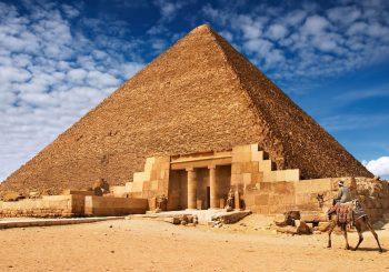 Otkrivena komora u Keopsovoj piramidi