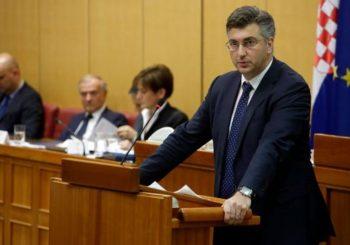 Plenković spreman da sruši sopstvenu vladu i ide na prijevremene izbore