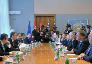 Vučić: Ekonomski odnosi Srbije i BiH značajno su iznad nivoa političkih