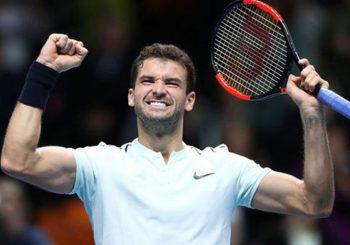 Dimitrov najbolji sportista Balkana