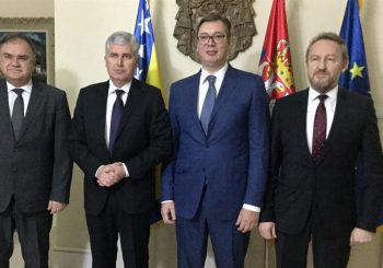Ivanić: Izetbegovićeva reakcija pokazuje da BiH tone sve dublje