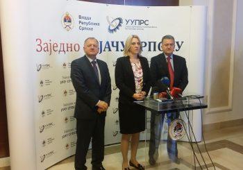 Cvijanović: Poslodavci važna razvojna karika Srpske